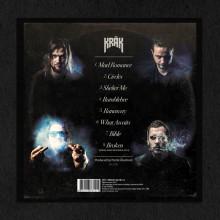 KRÄK - Mad Romance - Record back